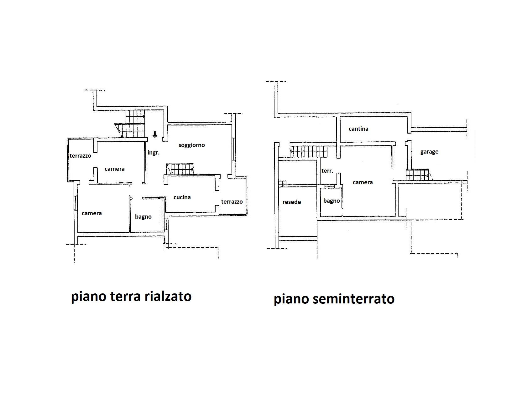 Planimetria 1/1 per rif. R/3371