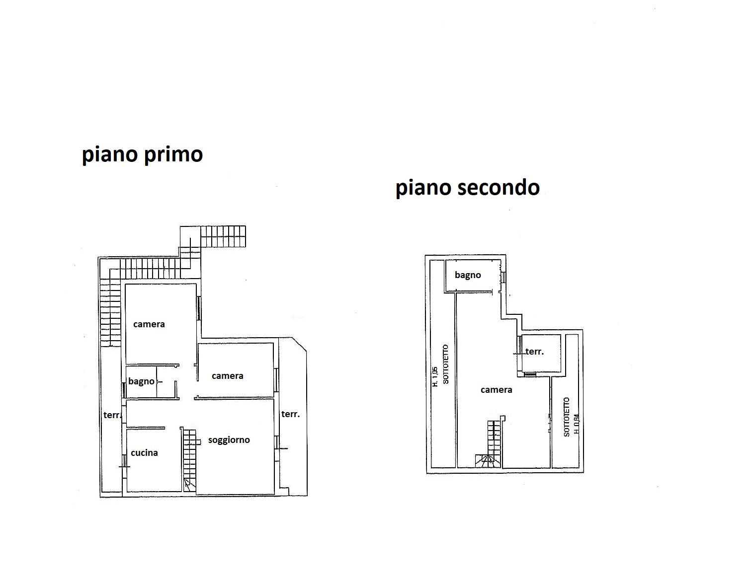 Planimetria 1/1 per rif. R/3372