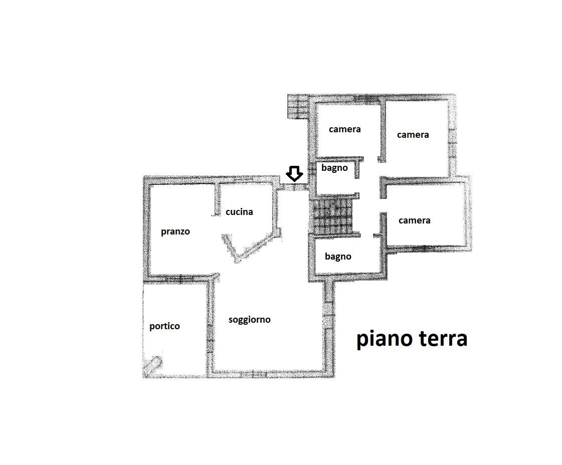 Planimetria 1/3 per rif. R/3378