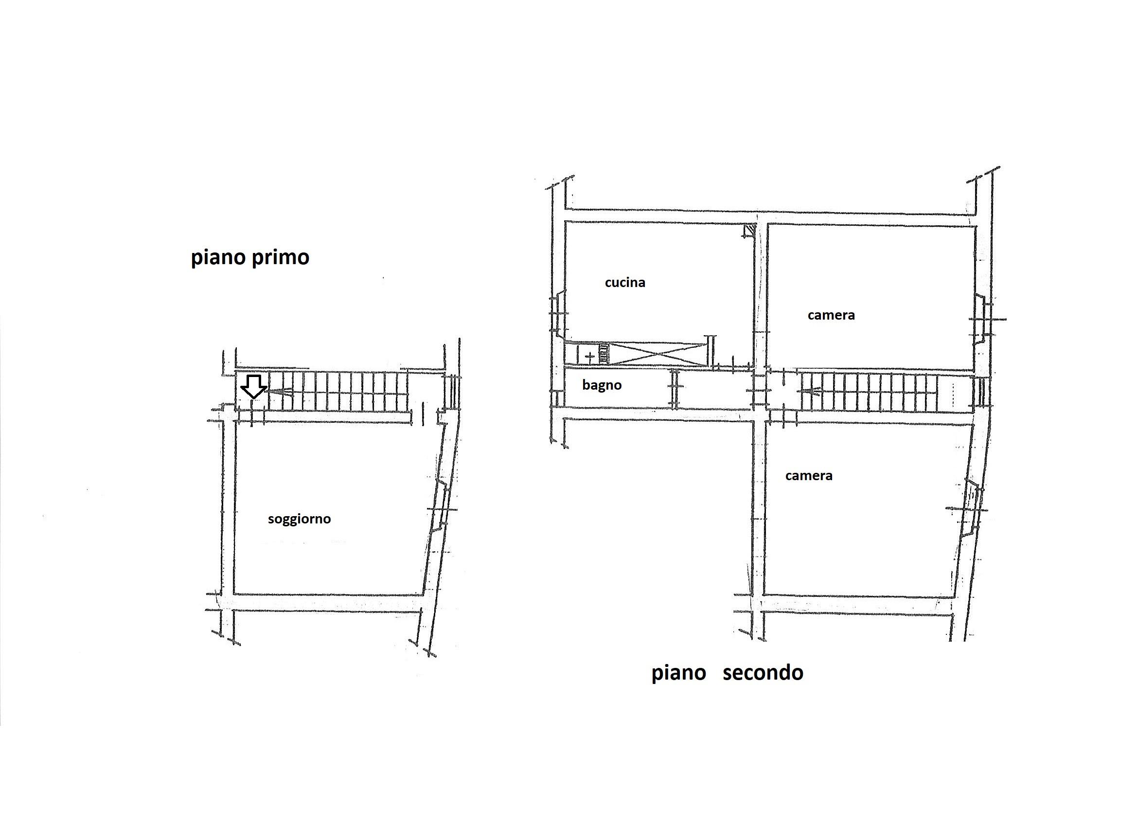 Planimetria 1/1 per rif. R/3389