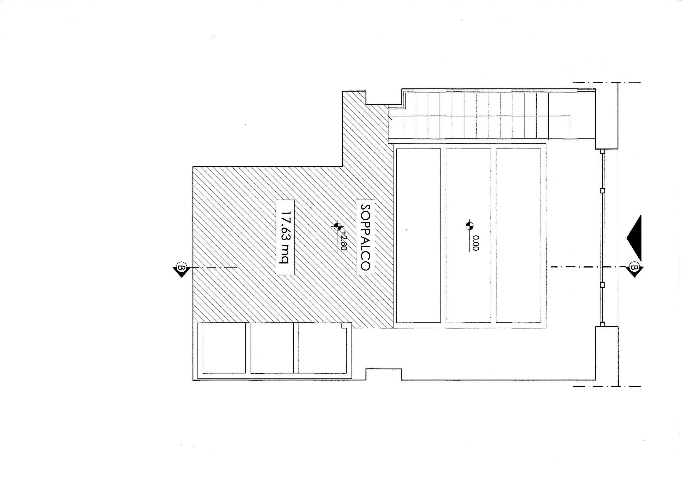 Planimetria 2/2 per rif. C/3395