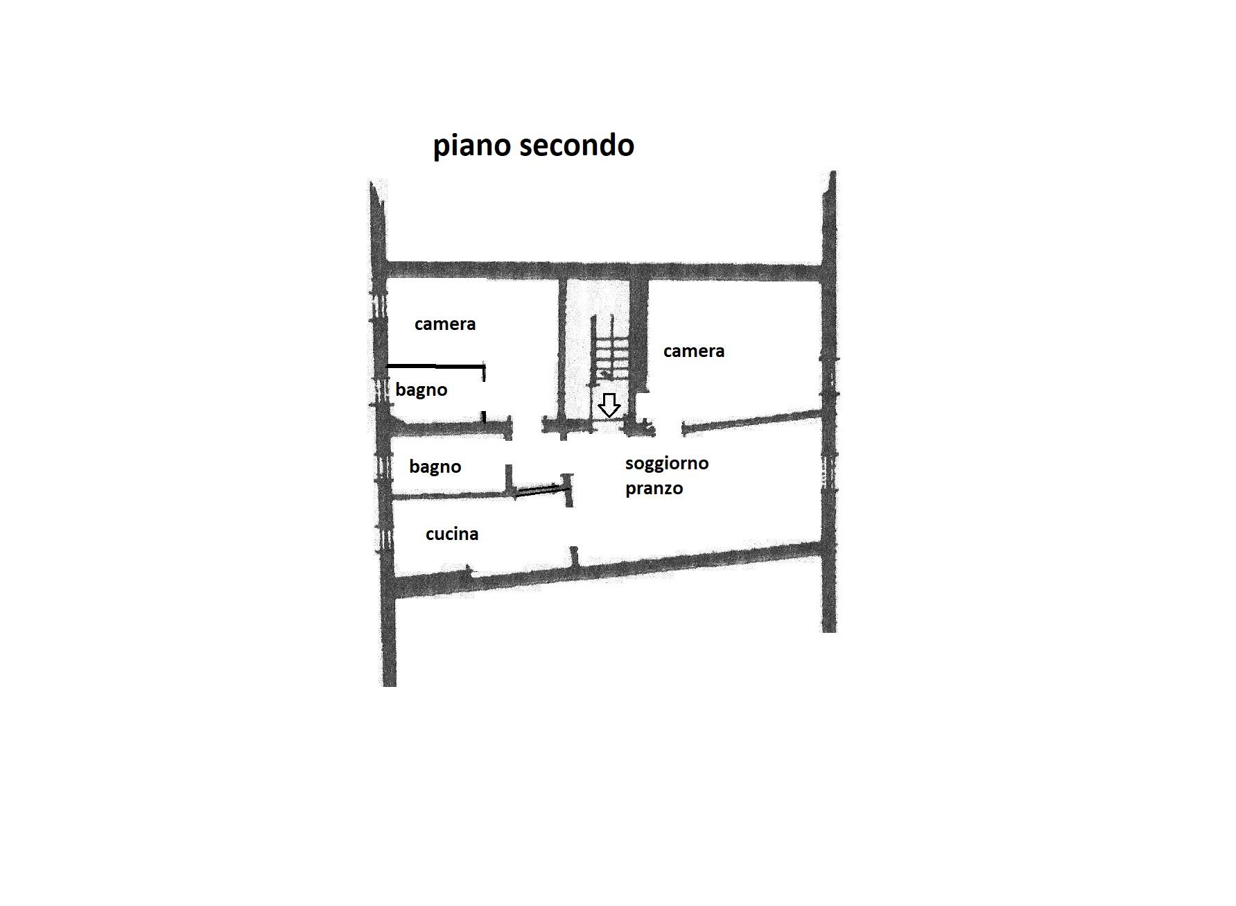 Planimetria 1/1 per rif. R/3410