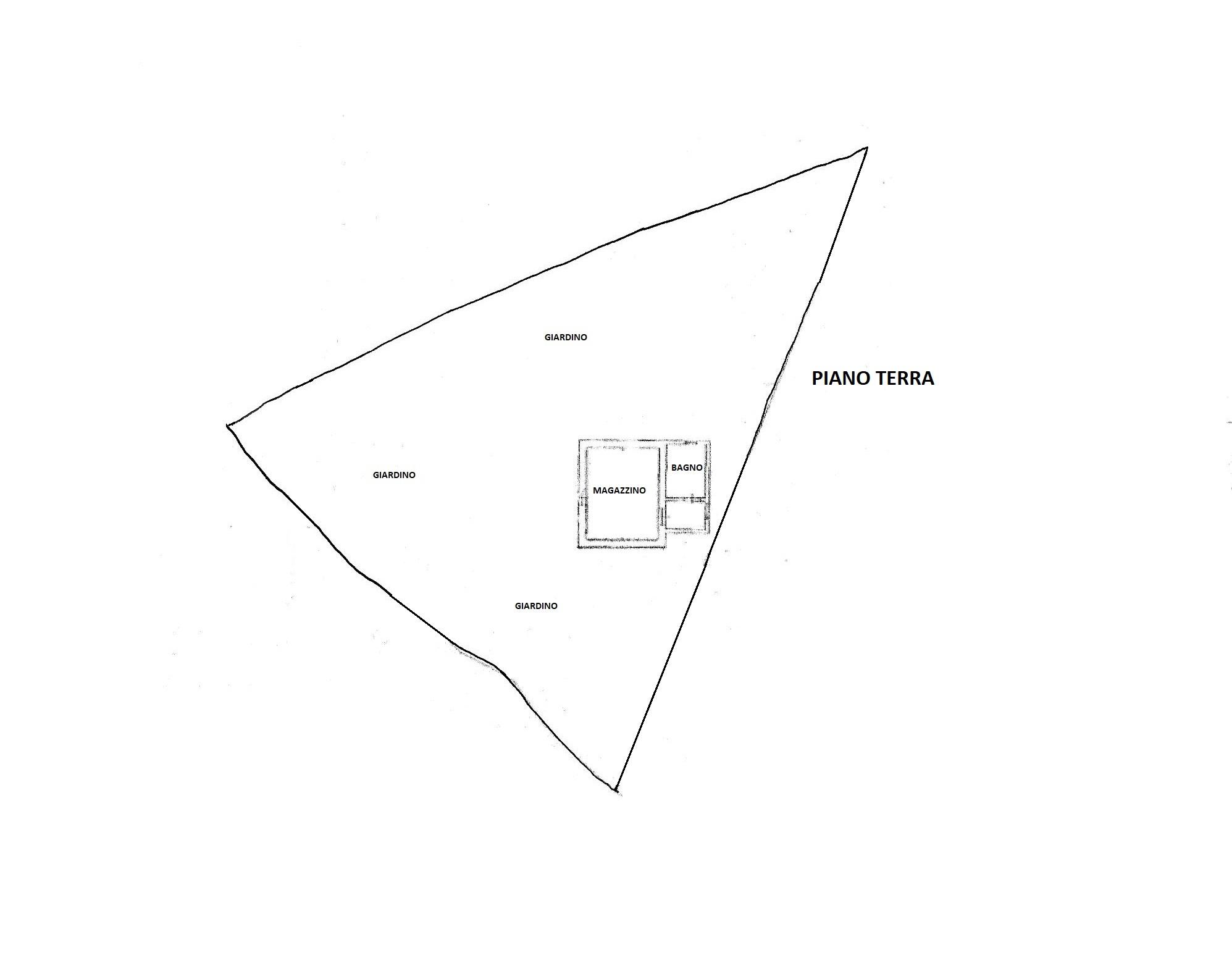 Planimetria 1/1 per rif. R/3422