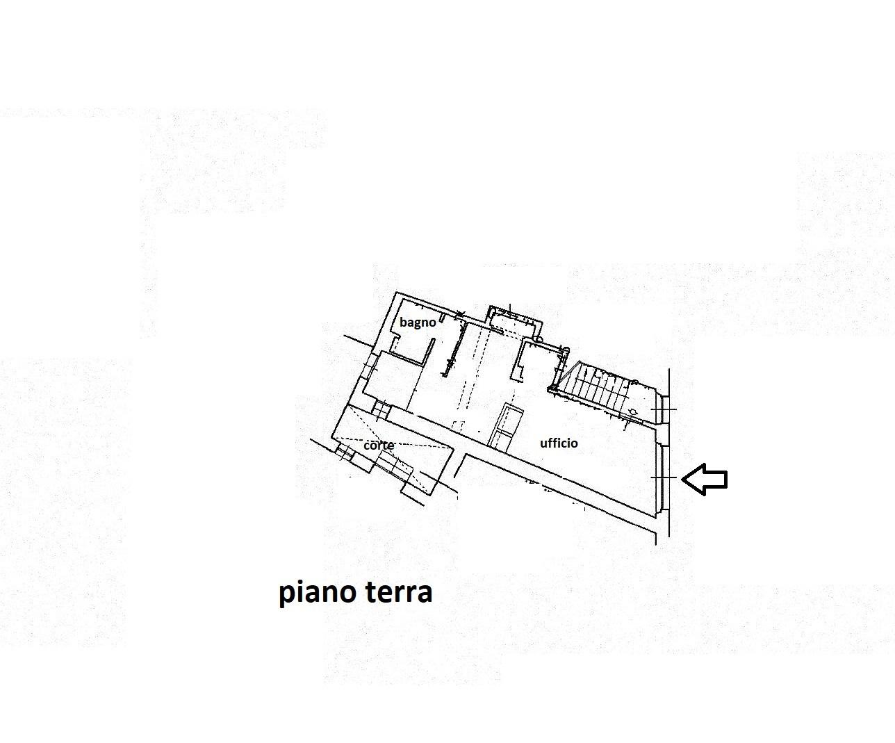 Planimetria 1/1 per rif. R/3455
