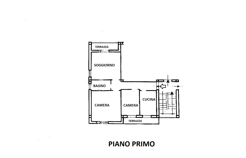 Planimetria 1/1 per rif. R/3480