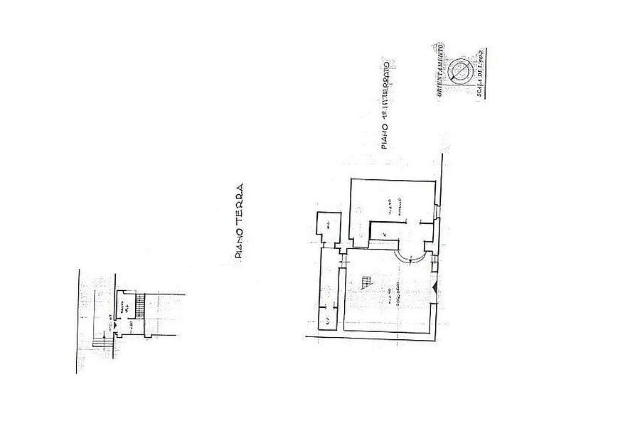 Appartamento in vendita, rif. R/5 (Planimetria 1/1)