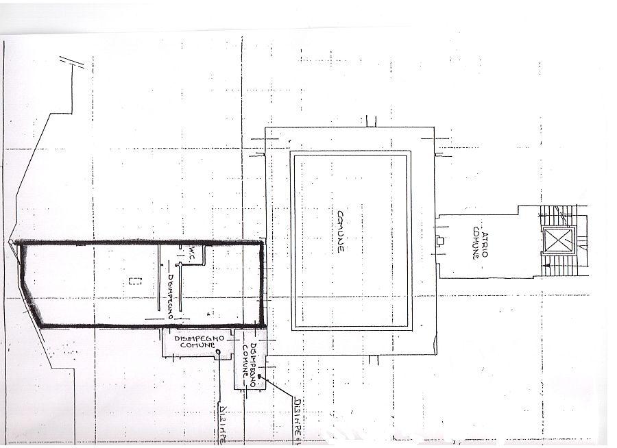 Ufficio in vendita, rif. C/10 (Planimetria 1/1)