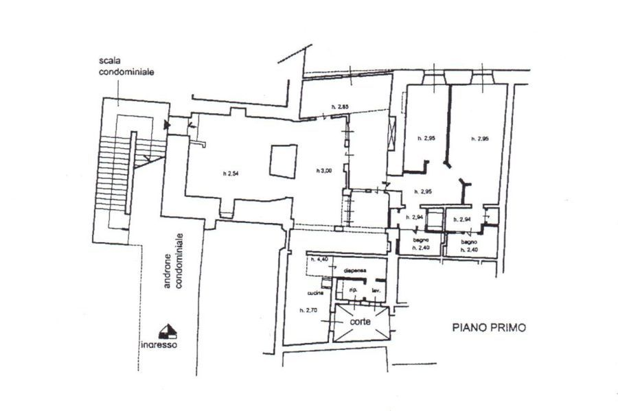 Apartment for sale, ref. R/144 (Plan 1/1)