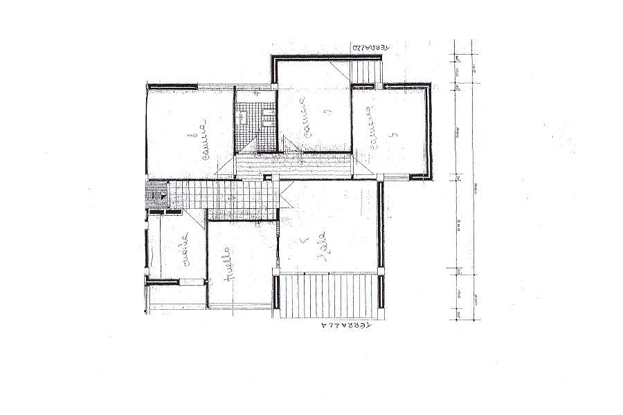 Appartamento in vendita, rif. R/354 (Planimetria 1/1)