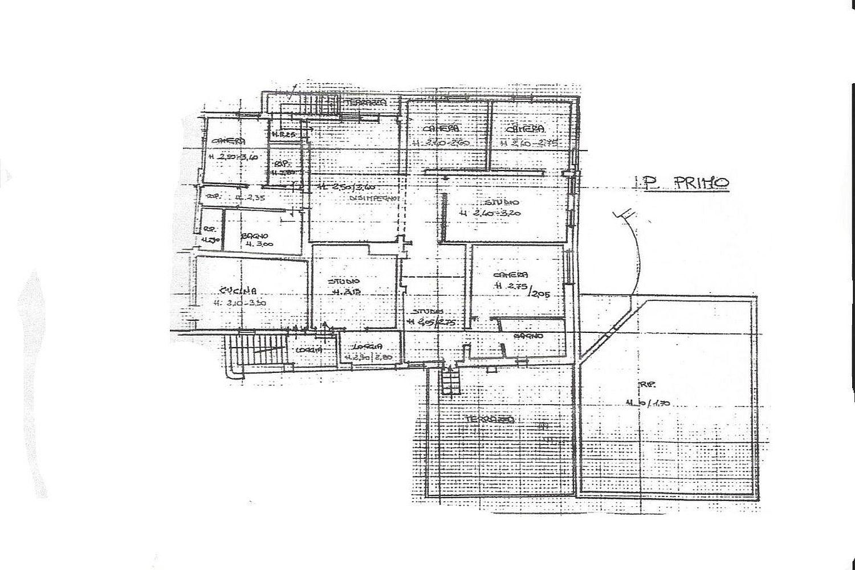 Rustico in vendita, rif. R/458 (Planimetria 2/4)
