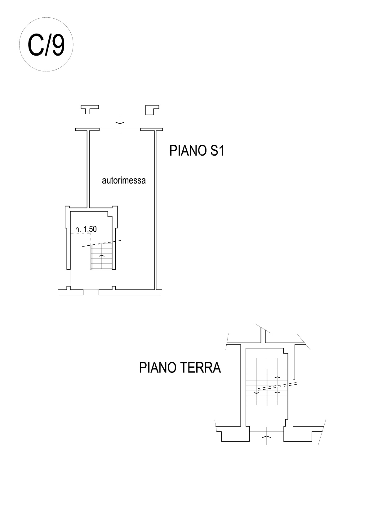 Apartment for sale, ref. R/482 (Plan 1/2)