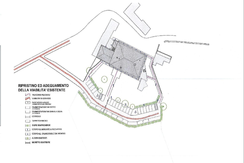 Appartamento in vendita, rif. R/424 (Planimetria 2/2)