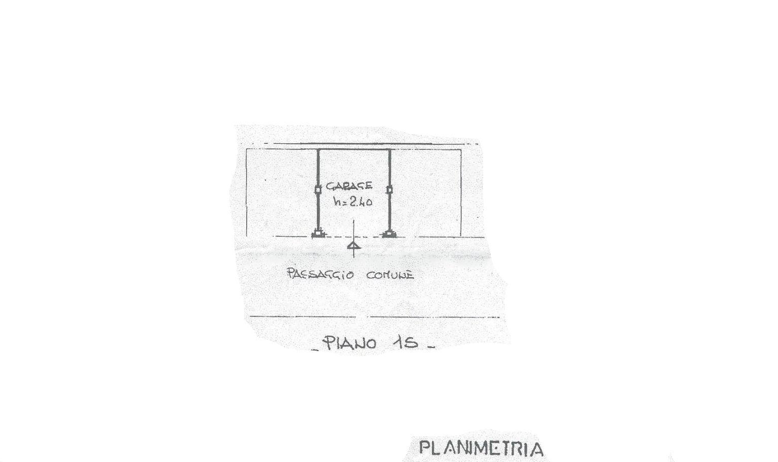 Terratetto in vendita, rif. R/530 (Planimetria 2/2)