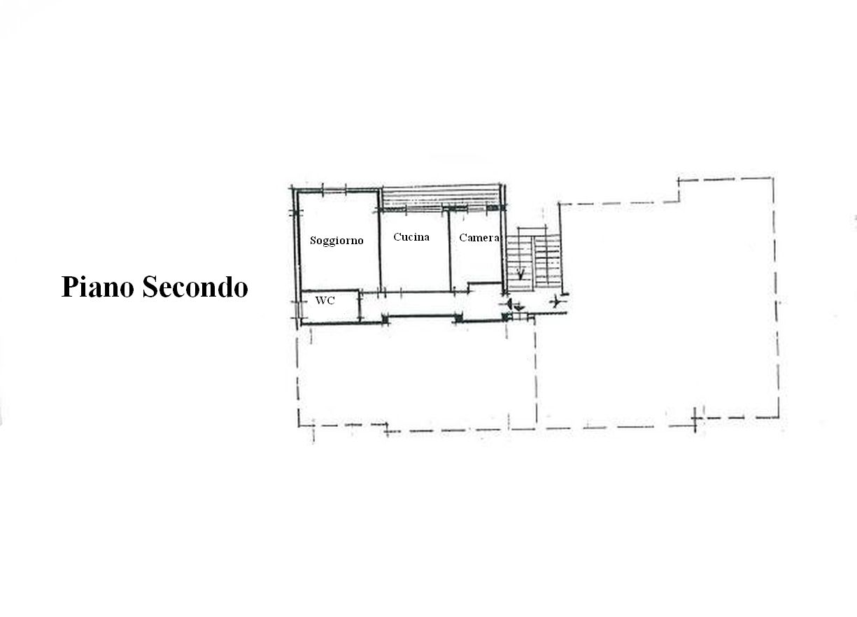 Apartment for sale, ref. R/536 (Plan 1/1)