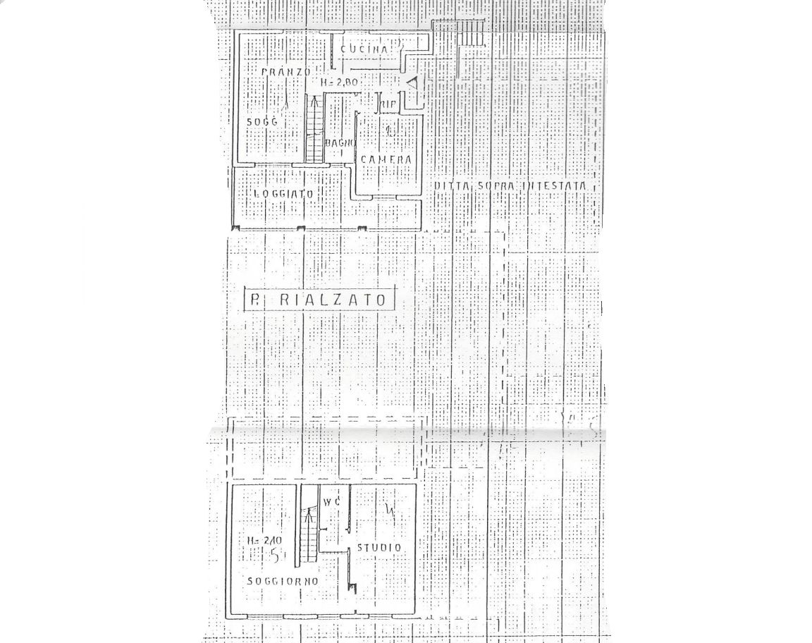 Apartment for sale, ref. R/537 (Plan 1/2)