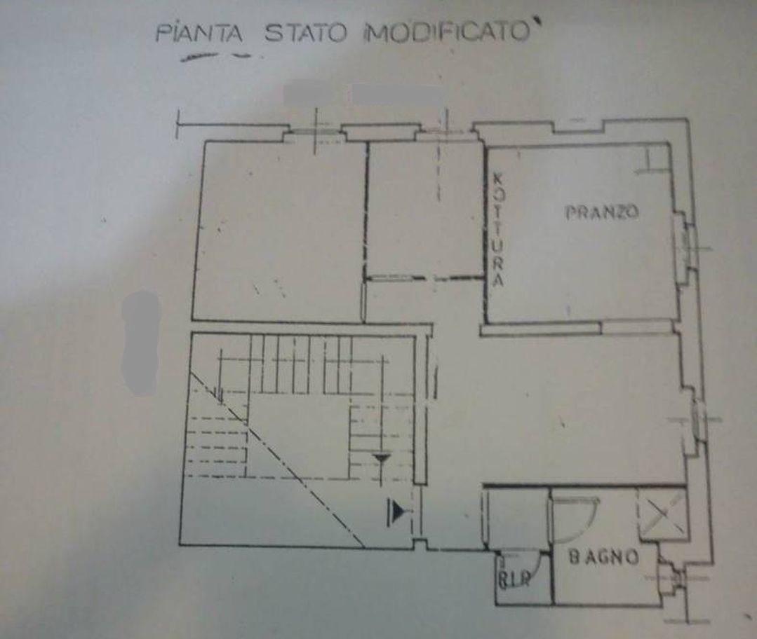 Appartamento in vendita, rif. R/551 (Planimetria 1/1)