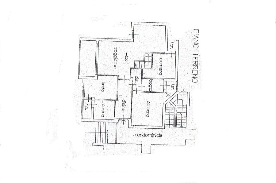 Apartment for sale, ref. R/598 (Plan 2/2)