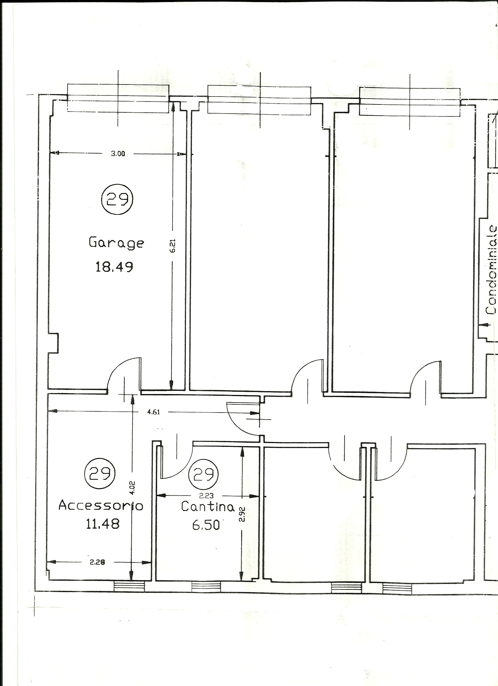 Apartment for sale, ref. R/561 (Plan 2/2)
