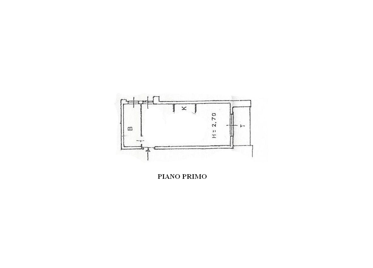 Appartamento in vendita, rif. R/571 (Planimetria 1/1)