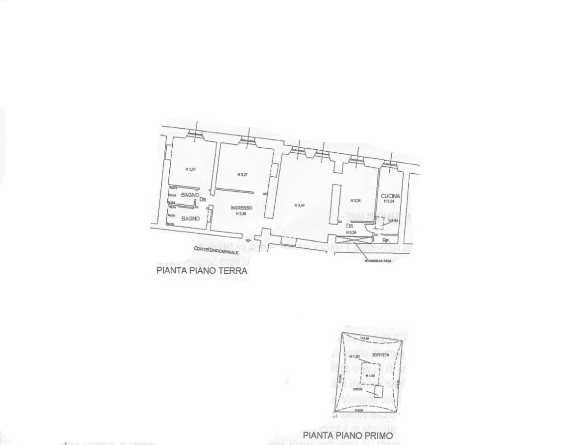 Apartment for sale, ref. R/583 (Plan 1/1)
