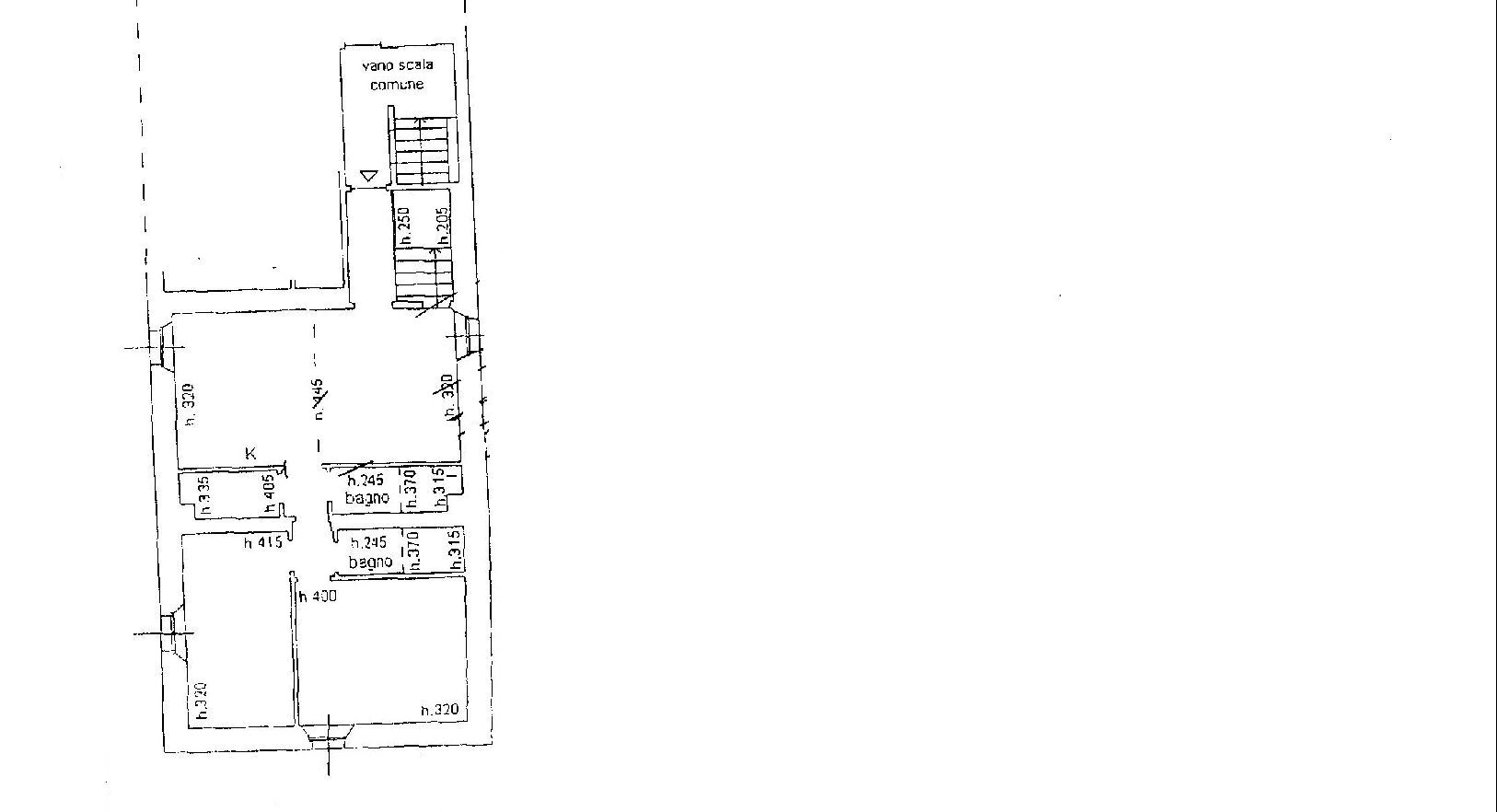 Apartment for sale, ref. R/588 (Plan 1/1)