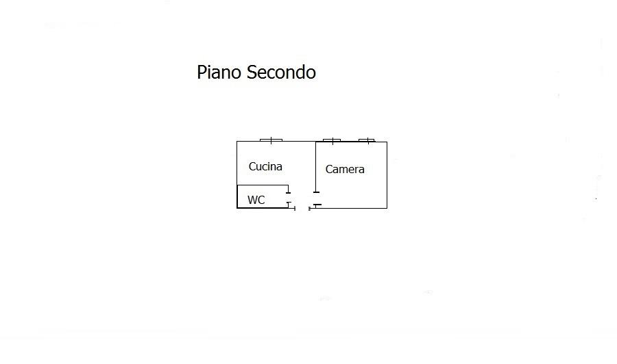 Appartamento in affitto, rif. R/594 (Planimetria 1/1)