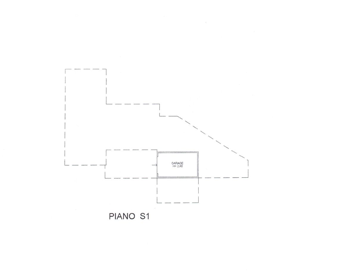 Appartamento in vendita, rif. R/609 (Planimetria 2/2)