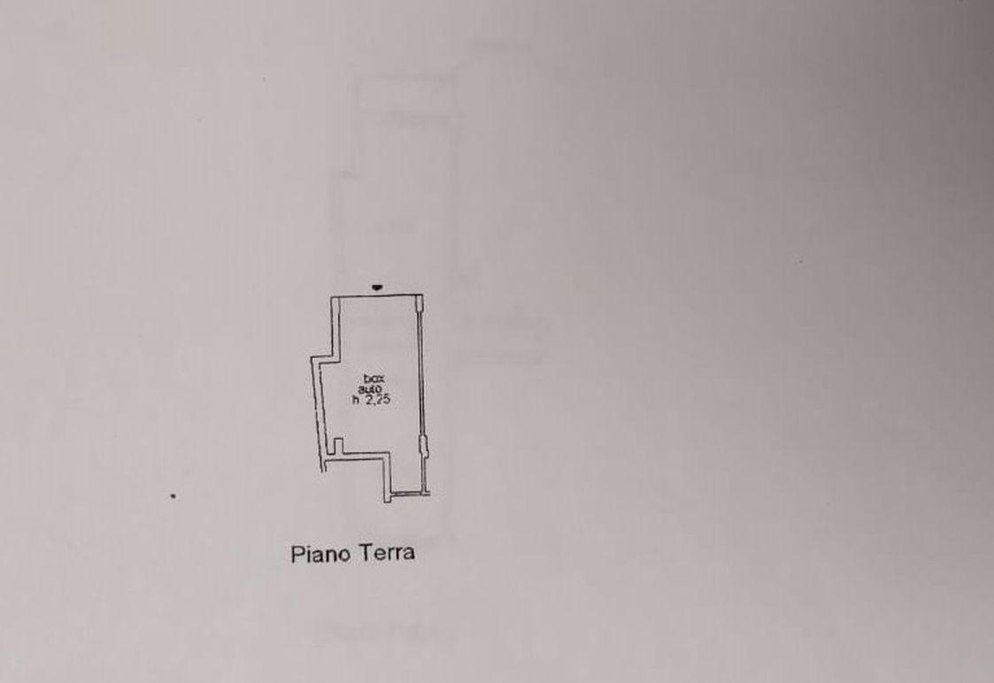 Appartamento in vendita, rif. R/615 (Planimetria 2/2)