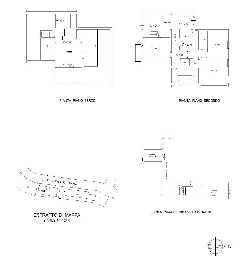 Apartment for sale, ref. R/620 (Plan 1/1)