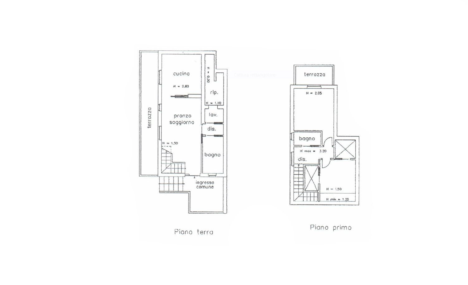 Apartment for sale, ref. R/625 (Plan 1/1)