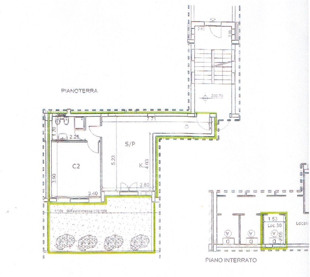 Apartment for sale, ref. R/631 (Plan 1/1)