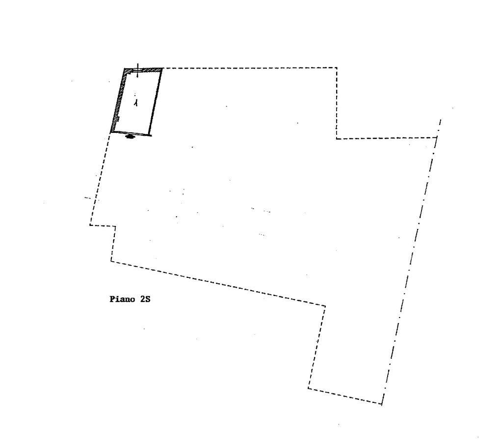 Appartamento in vendita, rif. R/650 (Planimetria 2/2)