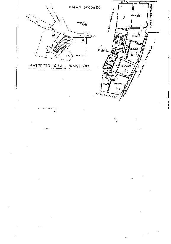 Appartamento in vendita, rif. 893 (Planimetria 1/1)