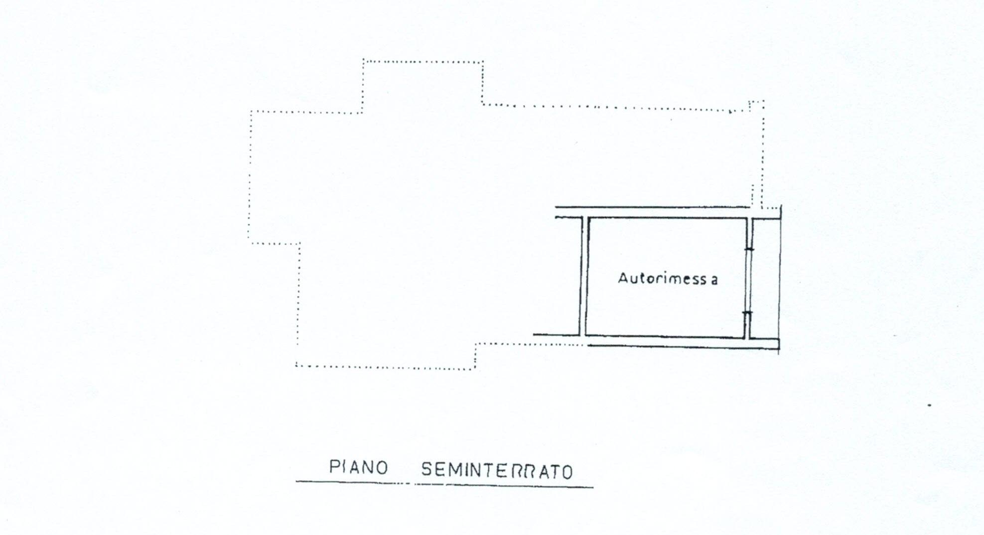 Planimetria 2/2 per rif. 443