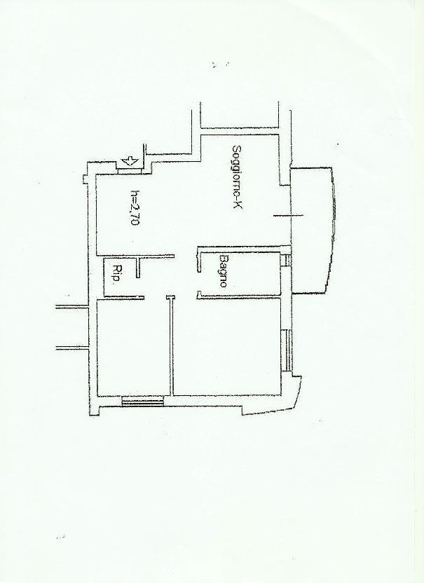 Planimetria 1/1 per rif. 179