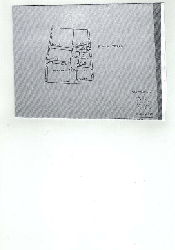 Planimetria 1/1 per rif. 669