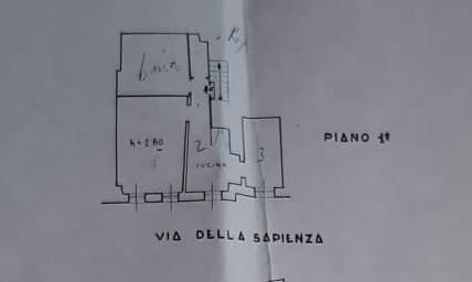 Planimetria 1/1 per rif. 805