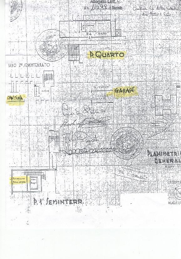 Planimetria 1/1 per rif. 776