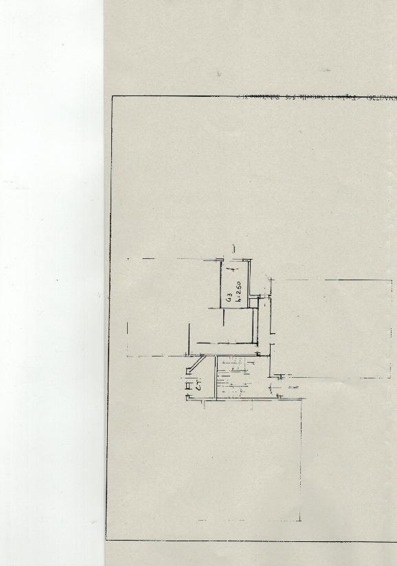 Planimetria 2/2 per rif. 791