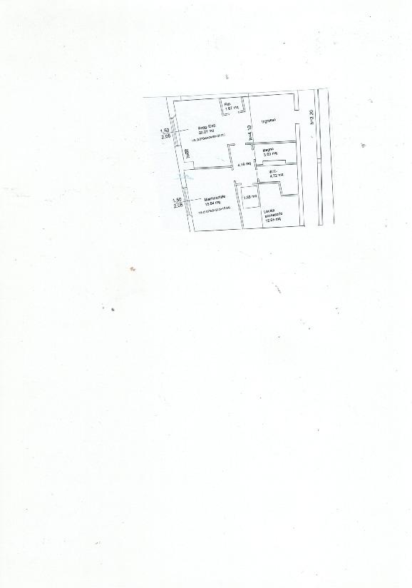 Planimetria 2/2 per rif. 799