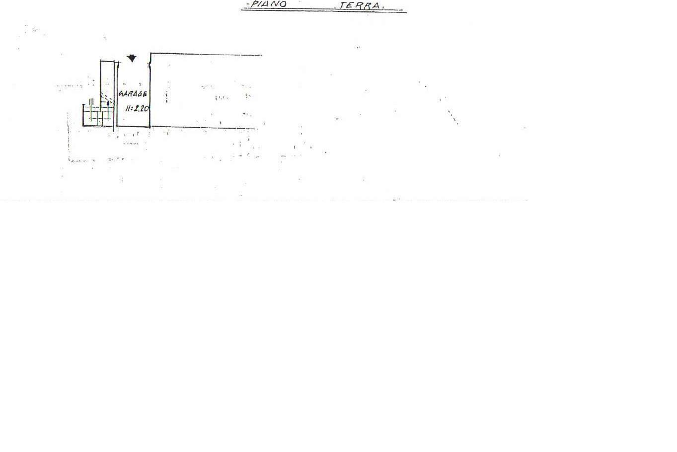Planimetria 2/2 per rif. 840
