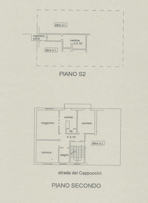 Planimetria 1/1 per rif. 802