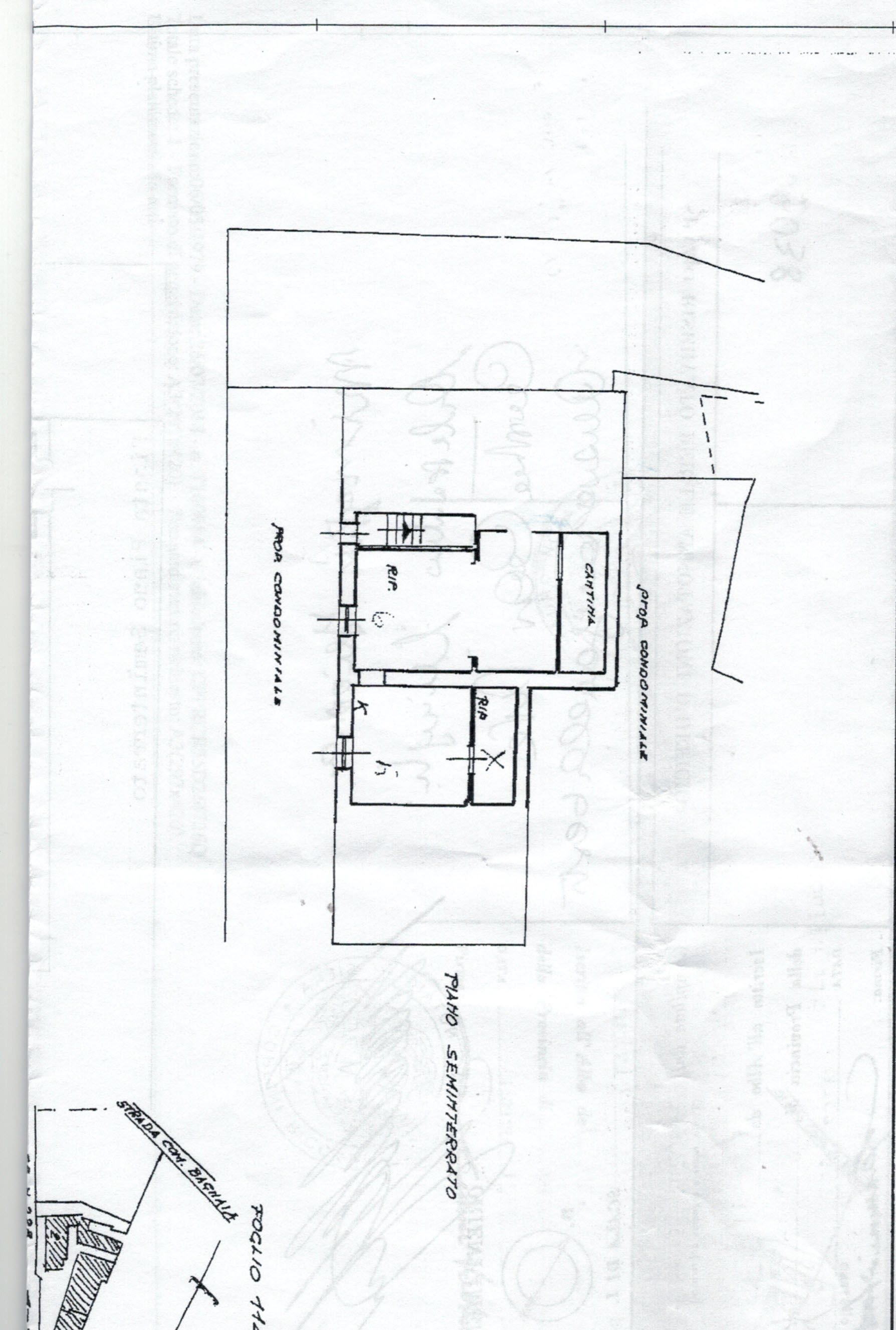 Plan 1/4 for ref. 812