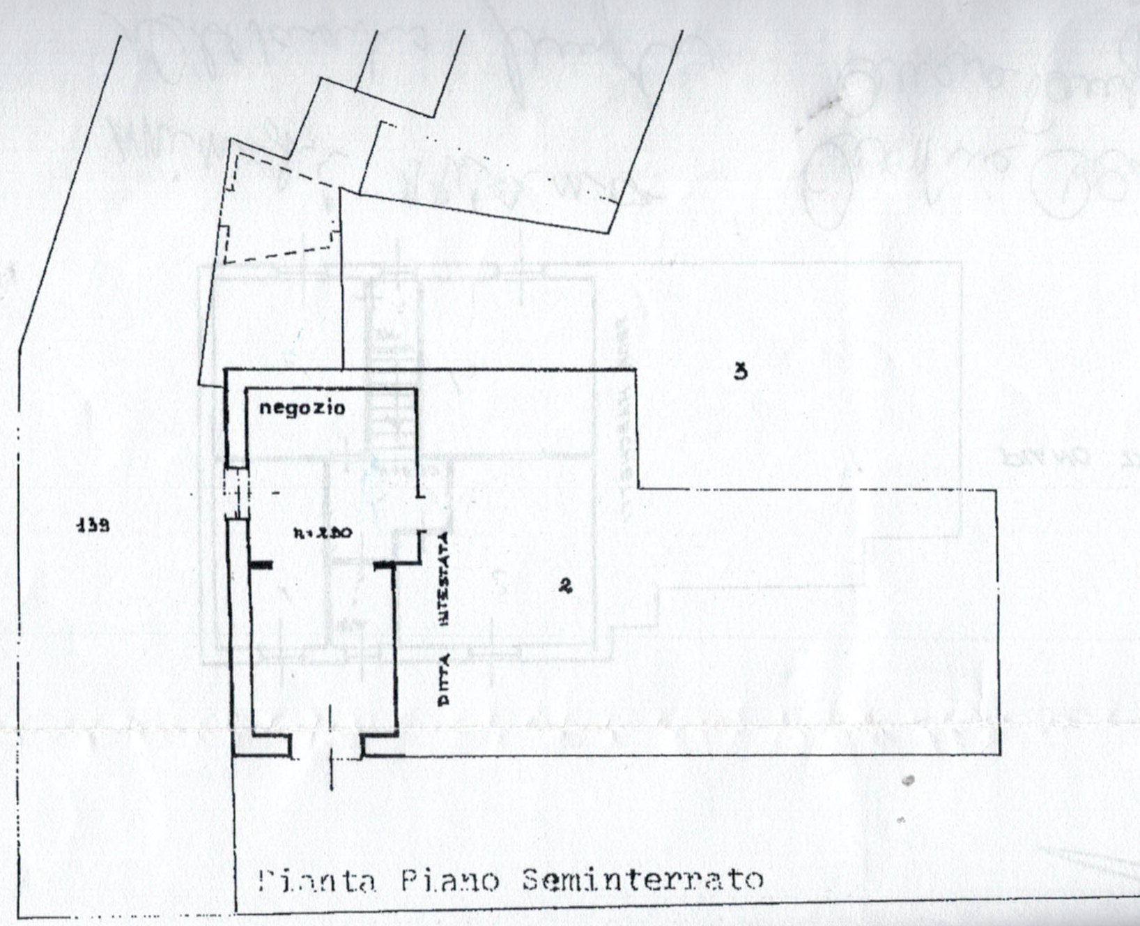 Plan 3/4 for ref. 812