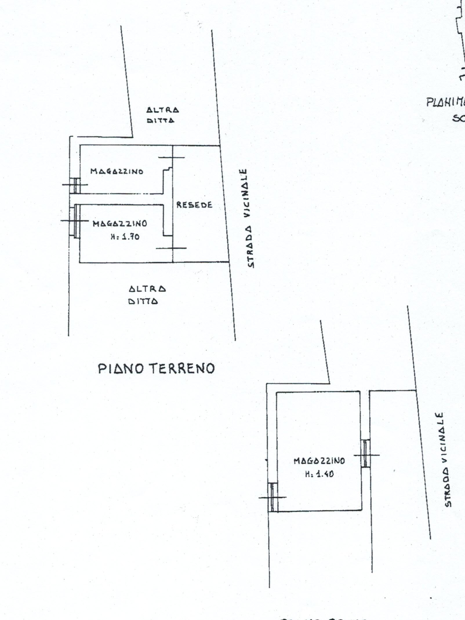 Planimetria 2/8 per rif. 816