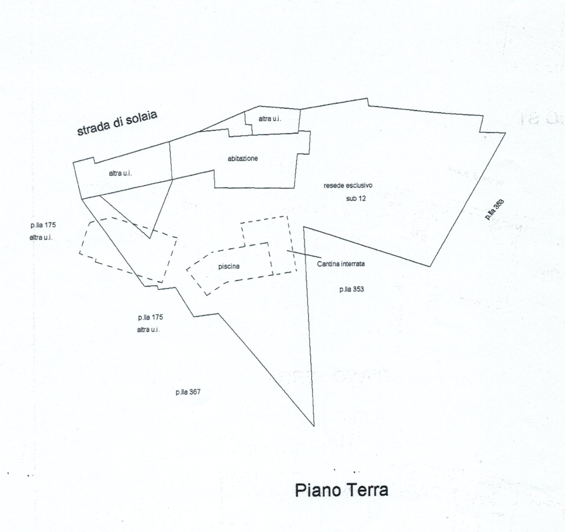 Planimetria 7/8 per rif. 816