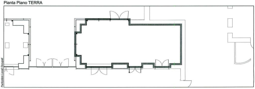 Planimetria 3/3 per rif. 818