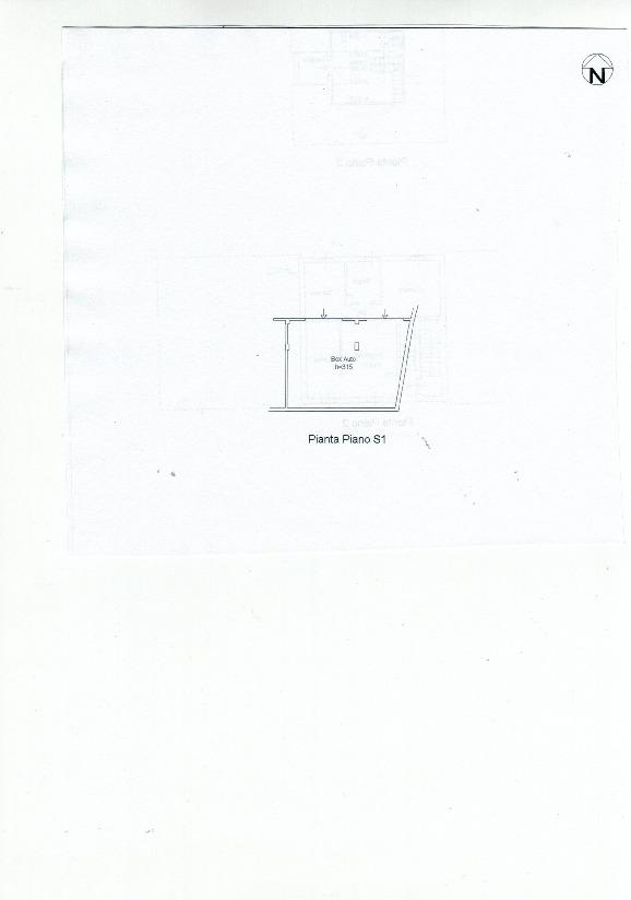 Appartamento in vendita, rif. 828 (Planimetria 2/2)