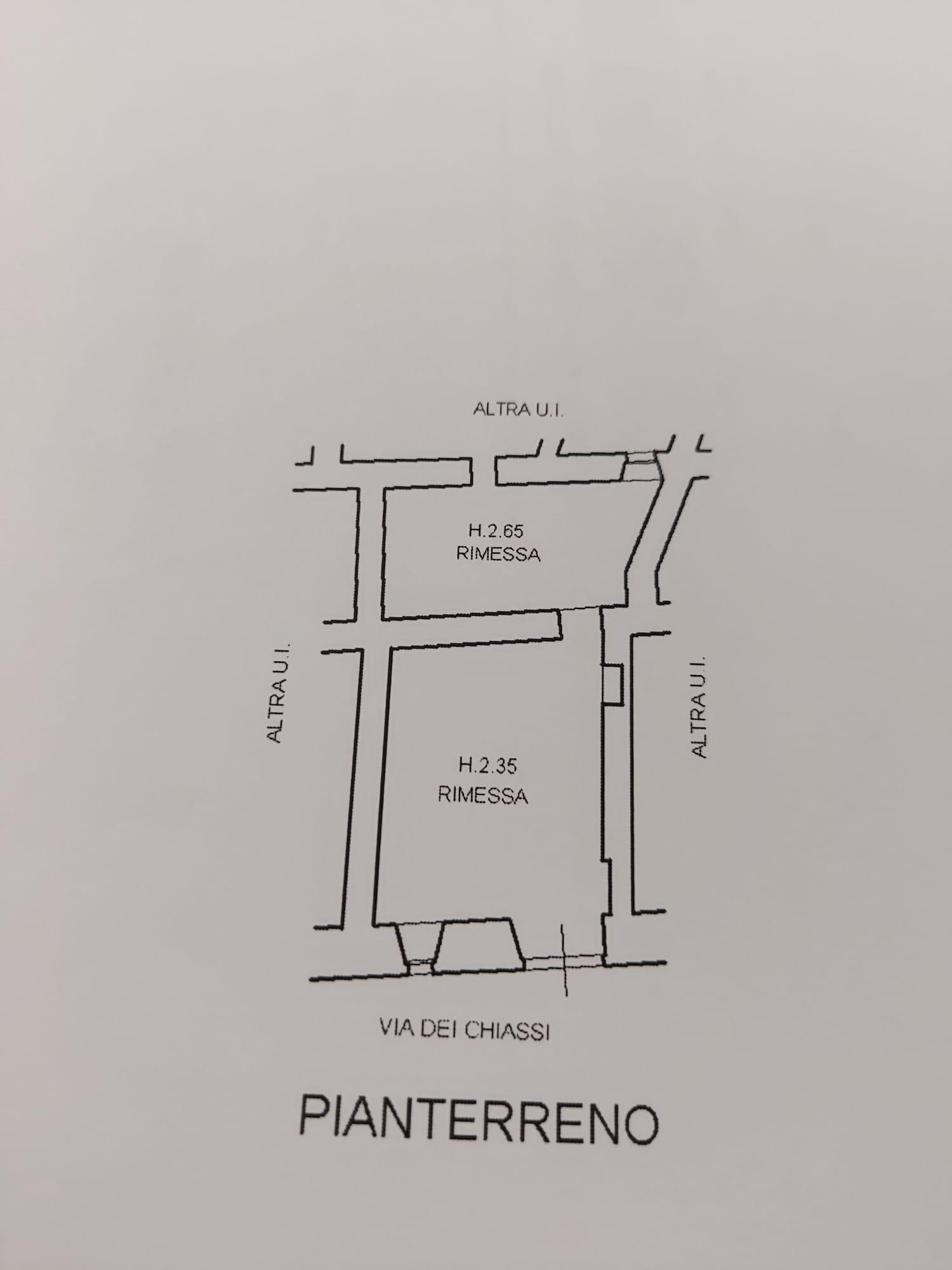 Planimetria 4/4 per rif. 830