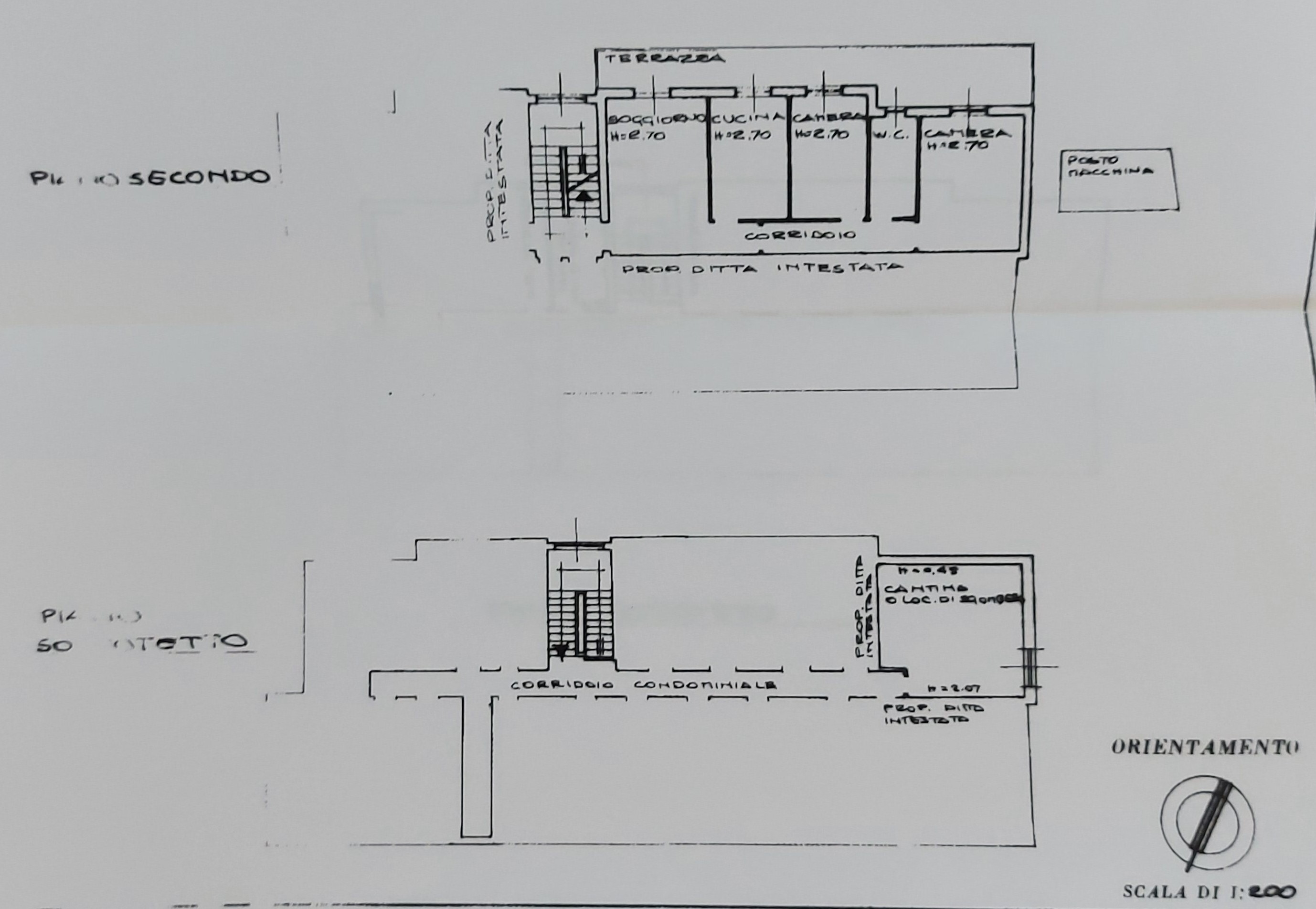 Plan 1/1 for ref. 831